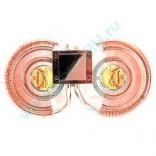 Кулер для видеокарты Thermaltake DuOrb CL-G0102 с тепловыми трубками (медный) - Черкесск