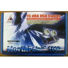 Кулер для видео-карты GlacialTech NorthPole 1000 (Черкесск)