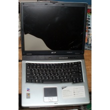 "Ноутбук Acer TravelMate 4150 (4154LMi) (Intel Pentium M 760 2.0Ghz /256Mb DDR2 /60Gb /15"" TFT 1024x768) - Черкесск"