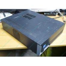 Лежачий четырехядерный системный блок Intel Core 2 Quad Q8400 (4x2.66GHz) /2Gb DDR3 /250Gb /ATX 300W Slim Desktop (Черкесск)