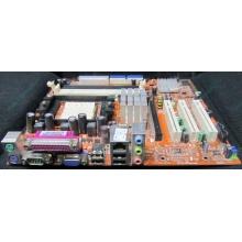 Материнская плата WinFast 6100K8MA-RS socket 939 (Черкесск)