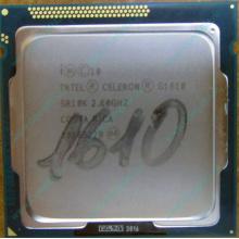 Процессор Intel Celeron G1610 (2x2.6GHz /L3 2048kb) SR10K s.1155 (Черкесск)