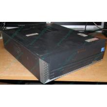 Б/У лежачий компьютер Kraftway Prestige 41240A#9 (Intel C2D E6550 (2x2.33GHz) /2Gb /160Gb /300W SFF desktop /Windows 7 Pro) - Черкесск