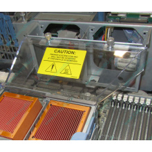 Прозрачная пластиковая крышка HP 337267-001 для подачи воздуха к CPU в ML370 G4 (Черкесск)