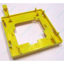Жёлтый держатель-фиксатор HP 279681-001 для крепления CPU socket 604 к радиатору (Черкесск)