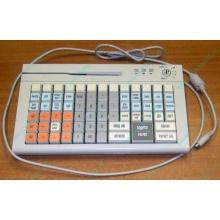 POS-клавиатура HENG YU S78A PS/2 белая (Черкесск)