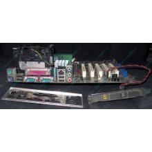 Материнская плата Asus P4PE (FireWire) с процессором Intel Pentium-4 2.4GHz s.478 и памятью 768Mb DDR1 Б/У (Черкесск)