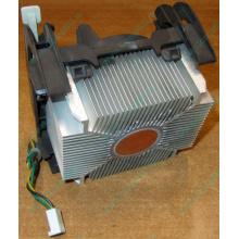 Кулер для процессоров socket 478 с медным сердечником внутри алюминиевого радиатора Б/У (Черкесск)