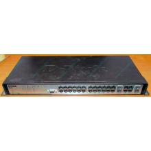 Б/У коммутатор D-link DES-3200-28 (24 port 100Mbit + 4 port 1Gbit + 4 port SFP) - Черкесск