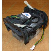 Кулер для процессоров socket 478 с большим сердечником из меди Б/У (Черкесск)